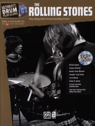 Ultimate Drum Play Along ROLLING STONES Partition laflutedepan