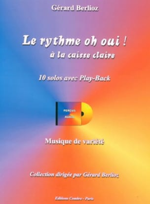 Gérard Berlioz - Rhythm Oh yes! At the Caisse Claire - Sheet Music - di-arezzo.com
