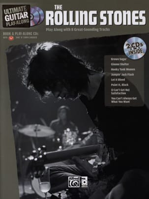ROLLING STONES - Ultimate Guitar Play-Along - Sheet Music - di-arezzo.co.uk