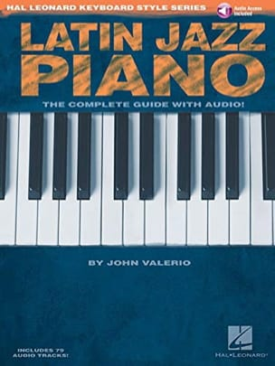 Latin Jazz Piano John Valerio Partition laflutedepan