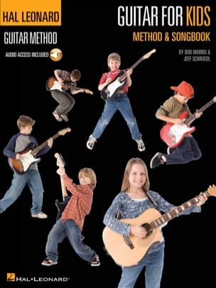 Guitar For Kids - Method & Songbook - laflutedepan.com