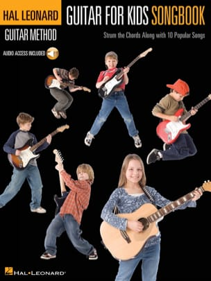 - Guitar For Kids Songbook - 10 Popular Songs - Partition - di-arezzo.fr