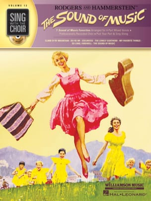 Sing With The Choir Volume 12 - The Sound Of Music - laflutedepan.com