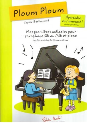 Sophie Berthommé - Ploum Ploum: aprende mientras te diviertes - Partitura - di-arezzo.es