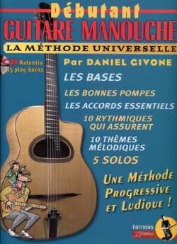 Givone Daniel / Rébillard Jean-Jacques - Beginner gypsy guitar - Sheet Music - di-arezzo.com