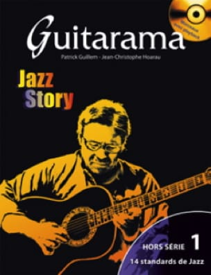 Guitarama Jazz Story Special Issue 1 - Partition - di-arezzo.co.uk