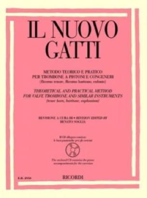 Renato Soglia - Il Nuovo Gatti - Partition - di-arezzo.fr