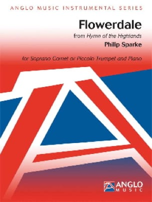 Philip Sparke - Flowerdale - Partition - di-arezzo.fr