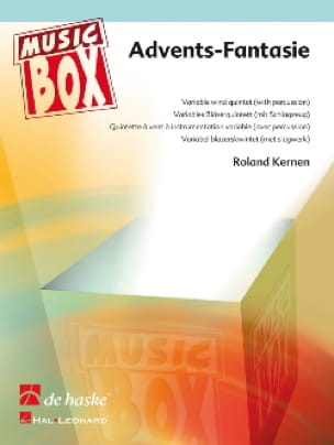 Roland Kernen - Advents-fantasy - music box - Sheet Music - di-arezzo.com