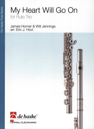 My Heart Will Go On - Horner James / Jennings Will - laflutedepan.com