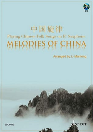 Melodies Of China - Traditionnel - Partition - laflutedepan.com