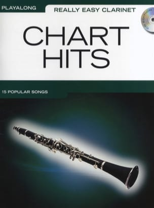 Really Easy Clarinet - Chart Hits - Partition - laflutedepan.com