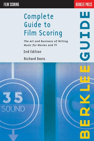 Richard Davis - Complete Guide To Film Scoring - Book - di-arezzo.co.uk