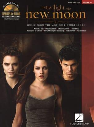Piano Play-Along Volume 94 - Twilight New Moon laflutedepan