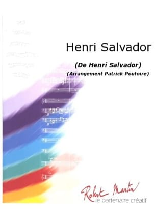Henri Salvador - Henri Salvador - Partition - laflutedepan.com