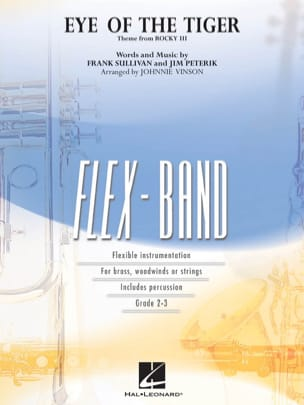 Eye Of The Tiger - FlexBand Sullivan Frank / Peterik Jim laflutedepan