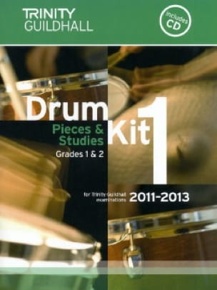 - Drum kit 1 - Pieces & Studies Grades 1 & 2 - Partition - di-arezzo.fr