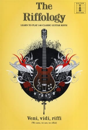 - The Riffology - Learn To Play 140 Classic Guitar Riffs! - Sheet Music - di-arezzo.com