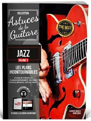 COUP DE POUCE - Trucchi di Jazz Guitar Volume 1 - Partitura - di-arezzo.it