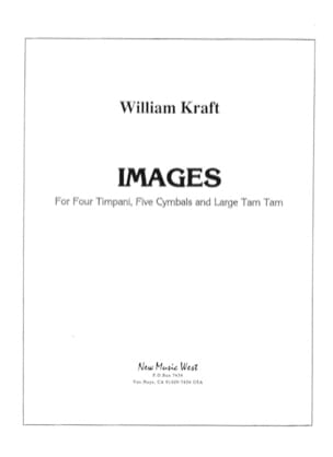 William Kraft - Images - Partition - di-arezzo.fr