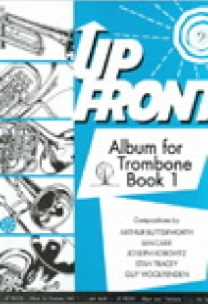Up Front - Album For Trombone Book 1 - laflutedepan.com