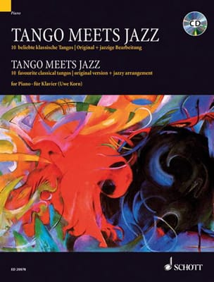 - Tango Meets Jazz - Partition - di-arezzo.fr