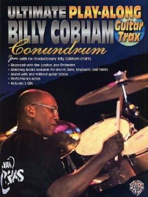 Billy Cobham - Billy Cobham Conundrum Ultimate Play-Along: Gitarre Trax - Noten - di-arezzo.de