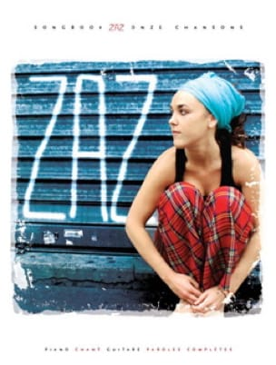 ZAZ - Songbook Eleven Songs - Sheet Music - di-arezzo.co.uk