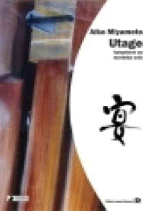 Utage Aïko Miyamoto Partition Xylophone - laflutedepan