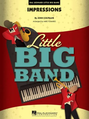 Impressions - Little big band series - laflutedepan.com