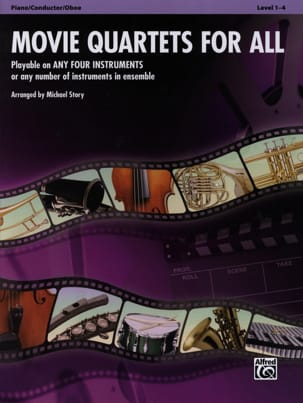 - Movie quartets for all - Sheet Music - di-arezzo.co.uk
