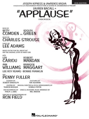 Charles Strouse - Applause - Vocal Selections - Sheet Music - di-arezzo.co.uk
