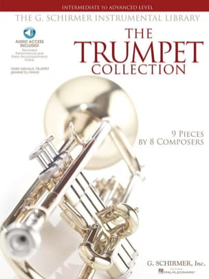 - The Trumpet Collection - Intermediate To Advanced Level - Partition - di-arezzo.fr