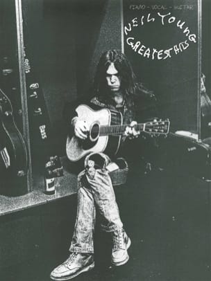 Greatest Hits Neil Young Partition Pop / Rock - laflutedepan