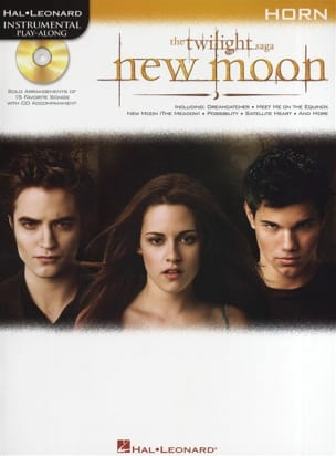 The Twilight saga New Moon - Instrumental play-along - Partition - di-arezzo.fr