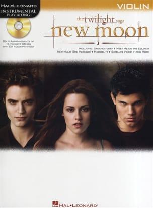 - The New Moon Twilight Saga - Instrumental play-along - Sheet Music - di-arezzo.co.uk