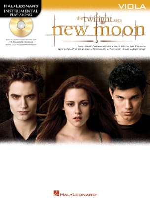 The Twilight saga New Moon - Instrumental play-along laflutedepan