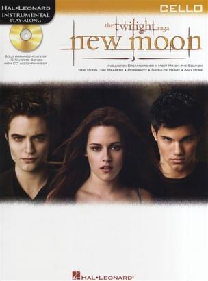 - The Twilight saga New Moon - Instrumental play-along - Partition - di-arezzo.fr