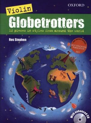 Globetrotters - Violon - Ros Stephen - Partition - laflutedepan.com
