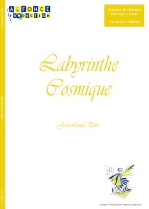 Jean-Louis Petit - Labyrinthe Cosmique - Partition - di-arezzo.fr