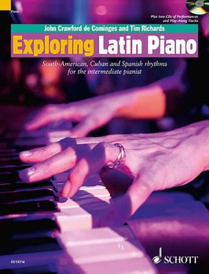 Tim Richards & John Crawford de Cominges - Exploring Latin Piano - Sheet Music - di-arezzo.com