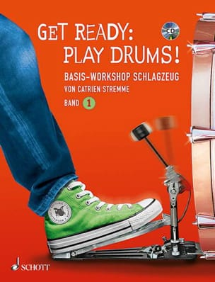Catrien Stremme - Get Ready: Play Drums! Band 1 - Sheet Music - di-arezzo.com