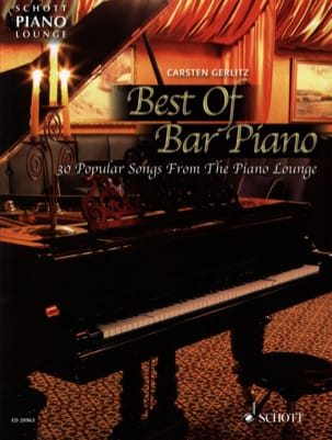 Best Of Piano Bar - Partition - di-arezzo.fr