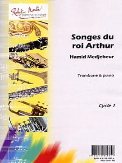 Hamid Medjebeur - King Arthur's Dreams - Sheet Music - di-arezzo.com