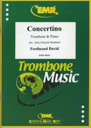 Ferdinand David - Concertino - Sheet Music - di-arezzo.com