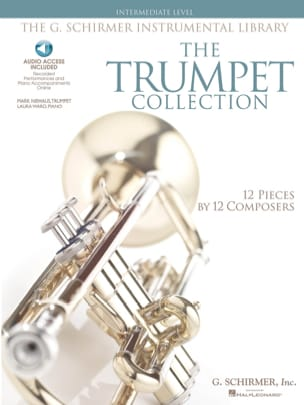 - The Trumpet Collection Intermediate Level - Partition - di-arezzo.fr