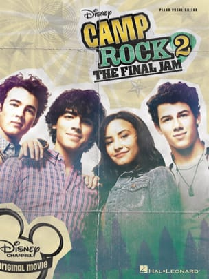 Camp Rock 2 - The Final Jam - Partition - di-arezzo.fr