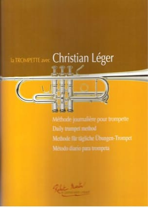 Christian Léger - The trumpet with Christian Léger - Sheet Music - di-arezzo.co.uk