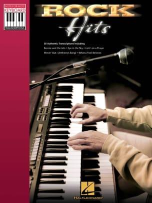 - Rock Hits - Sheet Music - di-arezzo.co.uk