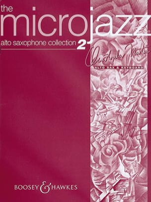 The Microjazz Alto Saxophone Collection 2 laflutedepan
